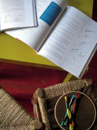 cordsticken-beginn