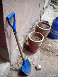 gardening-blau
