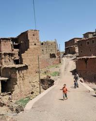 village ahancal kids