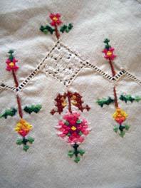 tischdecke detail