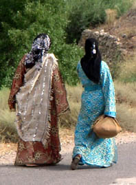 berberfrauen festgewand