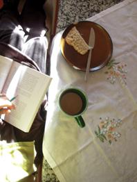 comfort morning read schoss