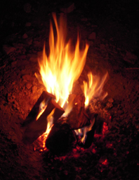 moment feuer