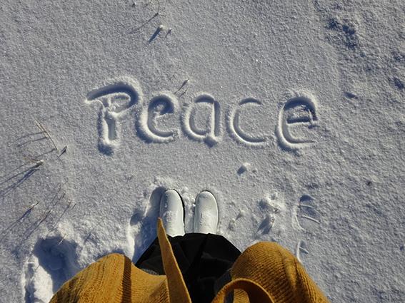 schnee peace