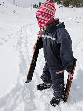 skis diy