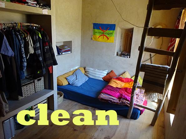 weekend clean