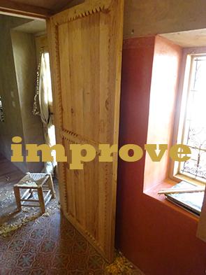 weekend improve door
