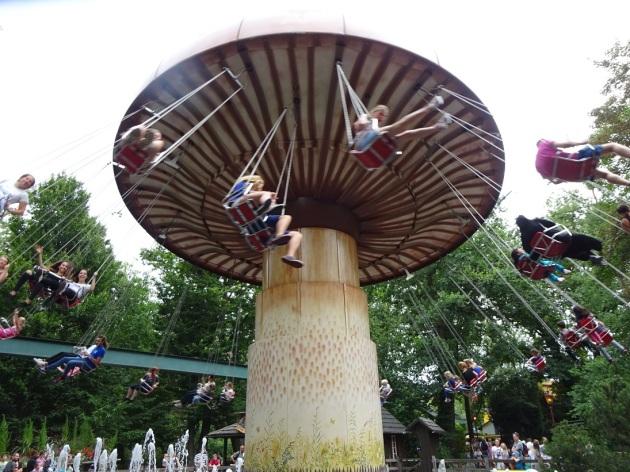 europapark karusell