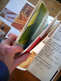 architect skizzenbuch