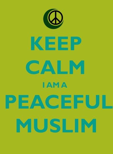 keep calm muslim